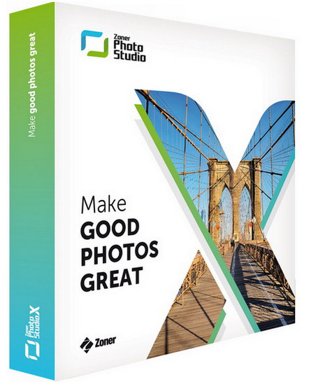 Zoner Photo Studio X v19.1612.2.13 (Portable)