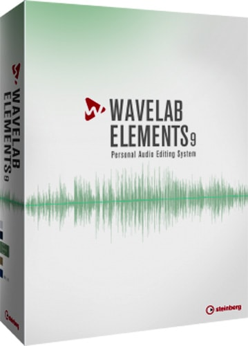 Steinberg Wavelab Elements v9.0.35