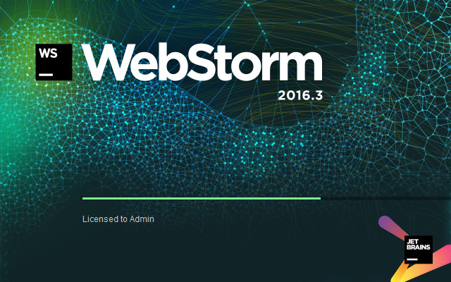 Jetbrains Webstorm v2016.3.1