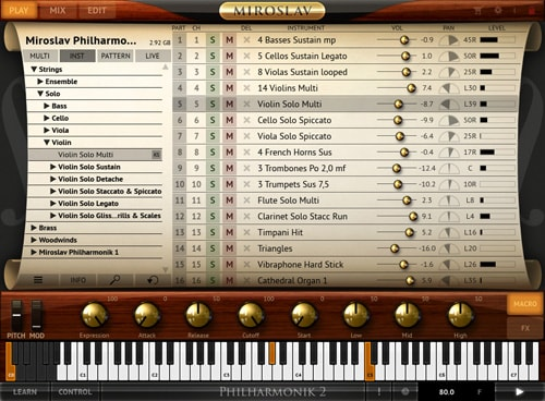 Ik Multimedia Miroslav Philharmonik 2 Sound Content Update1 Hybrid (Win/Mac)