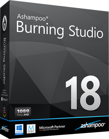 Ashampoo Burning Studio v18.0.1.11 Multilingual