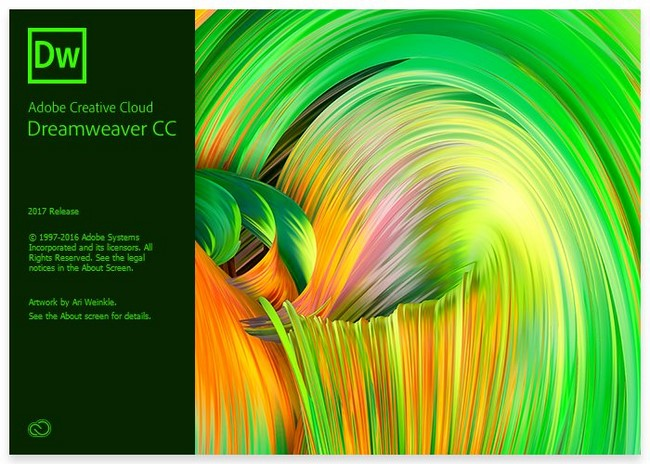 Adobe Dreamweaver Cc 2017 v17.0.1 (x64) (Portable)
