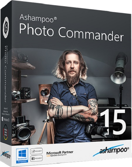 Ashampoo Photo Commander 15.0.3 Multilingual