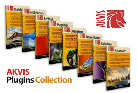 AKVIS Plugins Bundle 01.2017 (Mac OS X)