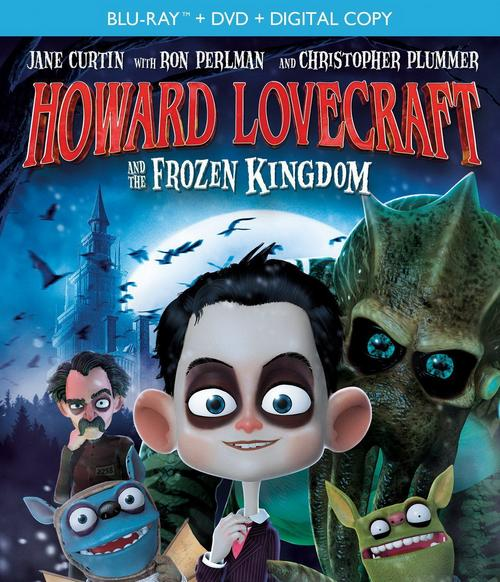 Howard Lovecraft And the Frozen Kingdom (2016) REMUX 1080p BluRay AVC DTS-HD MA5 1-iFT