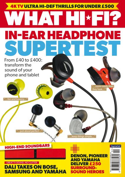 What Hi-Fi? UK - February 2017