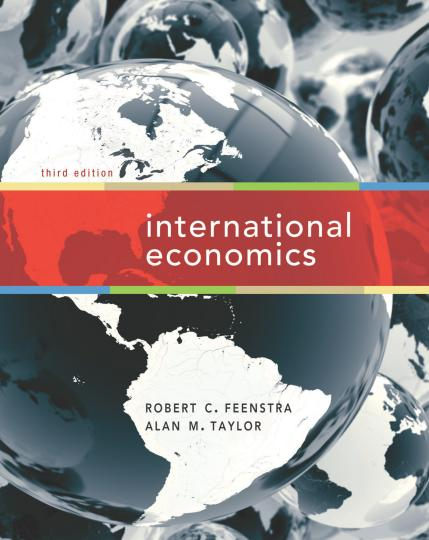 Robert C. Feenstra - International Economics, 3rd Edition