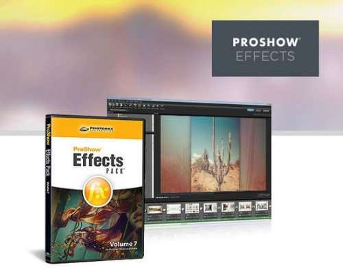 Photodex ProShow Effects Pack 7.0 Retail (x86/x64) 171014