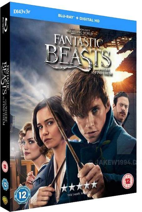 Fantastic Beasts and Where to Find Them (2016) BDRip XviD AC3-EVO