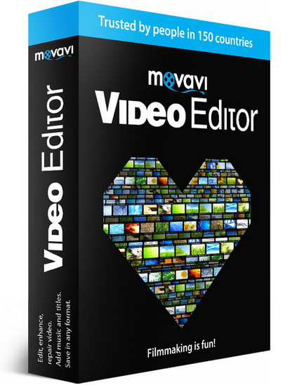 Movavi Video Editor v12.1.0 Multilingual