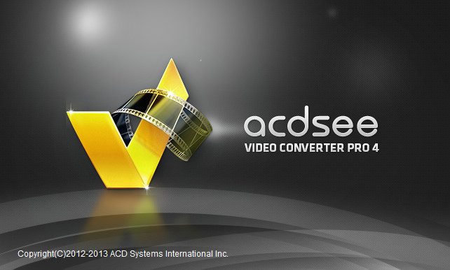 Acdsee Video Converter Pro v4.1.0.166 (x86/x64) (Portable)