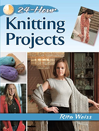 Rita Weiss - 24-Hour Knitting Projects (EPUB)