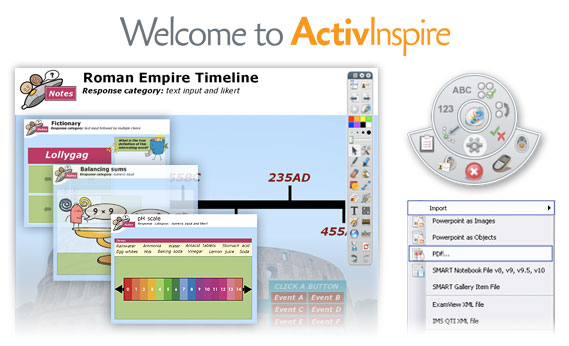 Activinspire Professional Edition v2.8.66693 Multilingual