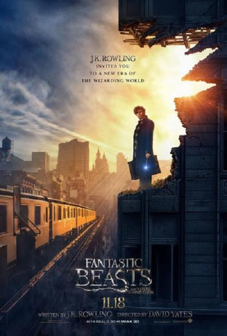 Fantastic Beasts and Where to Find Them (2016) 1080p HC HDRip x265 HEVC 6CH-MRN