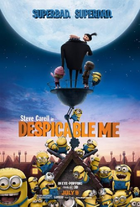 Despicable Me (2010) 1080p BluRay DTS x264-ETRG