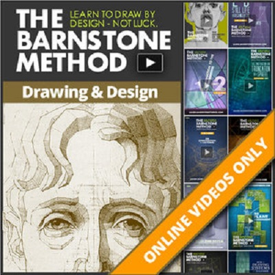 Barnstone Studios: Drawing Course - The Barnstone Method