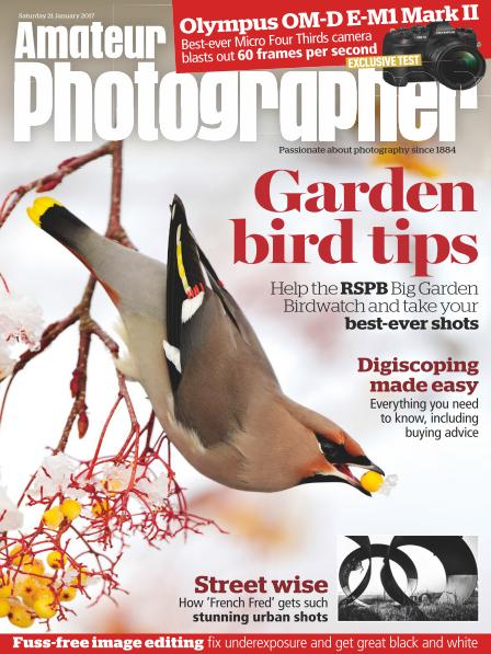 Amateur Photographer - 21 January 2017