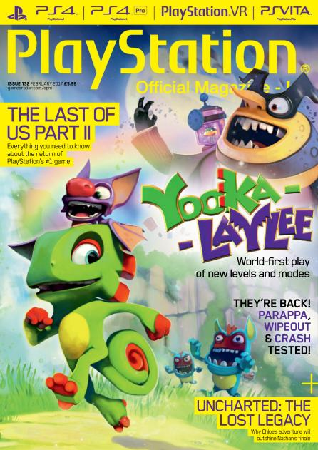 PlayStation Official Magazine UK - February 2017