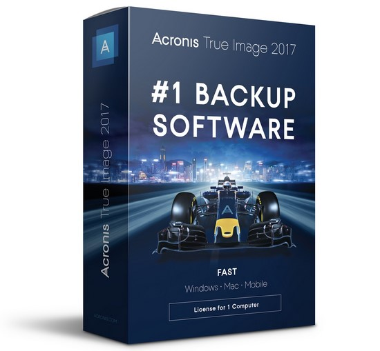 Acronis True Image 2017 v21.0.0.6106 Multilingual Bootable ISO