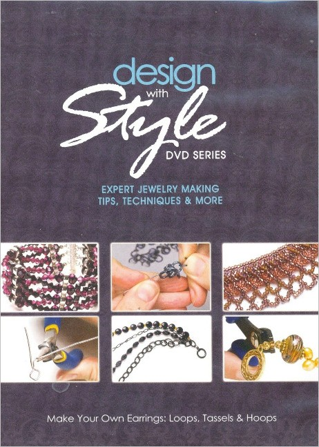 Design with Style DVD Series - Expert Jewelry Making Tips, Techniques & More