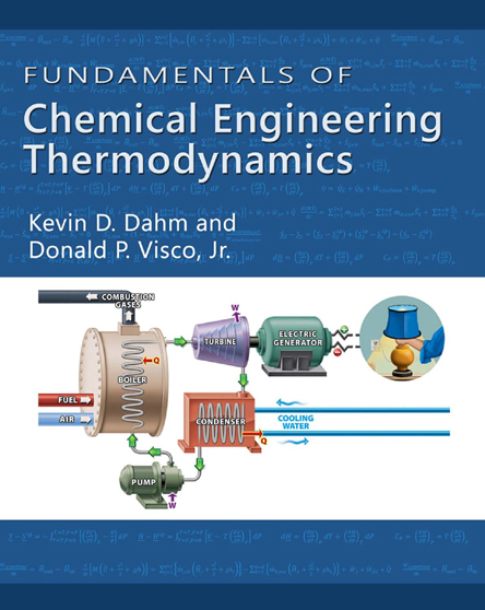 Kevin D. Dahm - Fundamentals of Chemical Engineering Thermodynamics