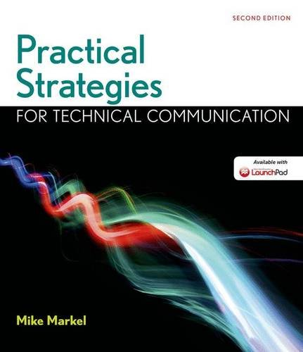 Mike Markel - Practical Strategies for Technical Communication, 2nd Edition