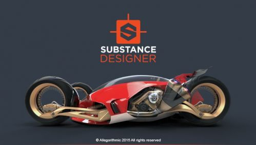 Allegorithmic Substance Designer 5.6.1.479 (x64)