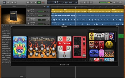 Apple GarageBand 10.1.5 Multilingual (Mac OS X)