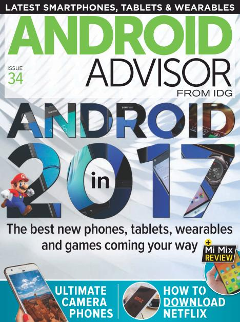 Android Advisor - Issue 34 2017