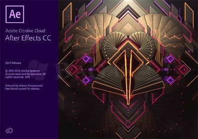 Adobe After Effects CC 2017 14.1.0.57 (Mac OS X)