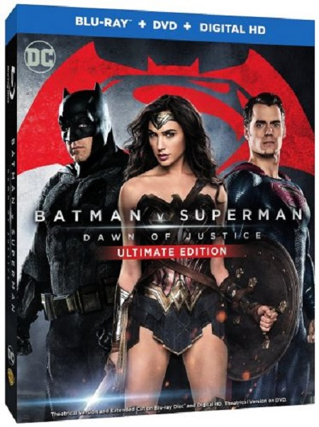 Batman v Superman Dawn of Justice (2016) EXTENDED BluRay x264-HEFF