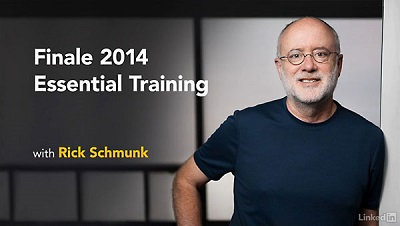 Finale 2014 Essential Training with Rick Schmunk (updated Jan 23, 2017)