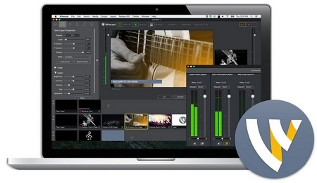 Telestream Wirecast Pro 7.3 (Mac OS X)