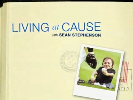 Sean Stephenson - Living At Cause