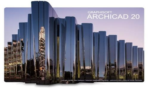 GraphiSoft ArchiCAD 20 Build 5011 (x64)