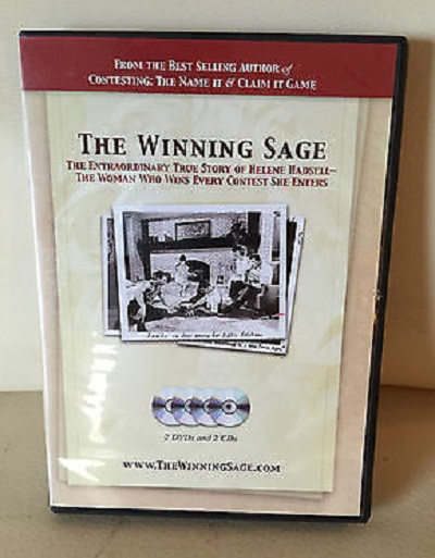 The Winning Sage - The Extraordinary True Story of Helene Hadsell