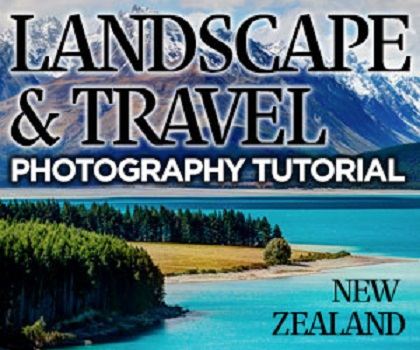Landscape & Travel Photography Series, New Zealand & Post Processing by Trey Ratcliff