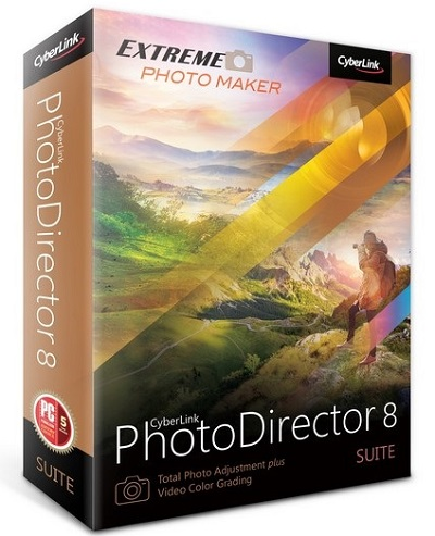CyberLink PhotoDirector Suite 8.0.2303.4