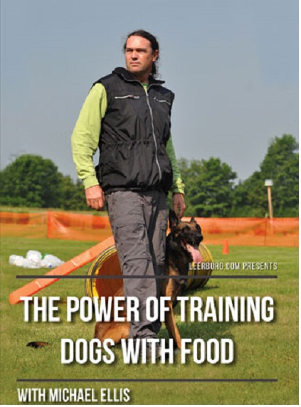 The Power of Training Dogs with Food DVD