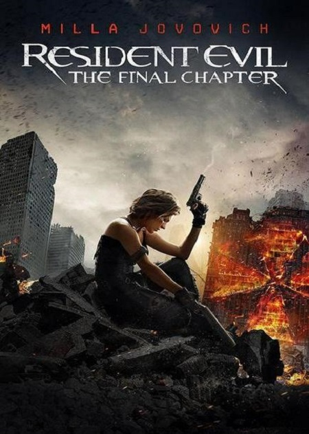 Resident Evil The Final Chapter (2017) HD-TS x264-CPG