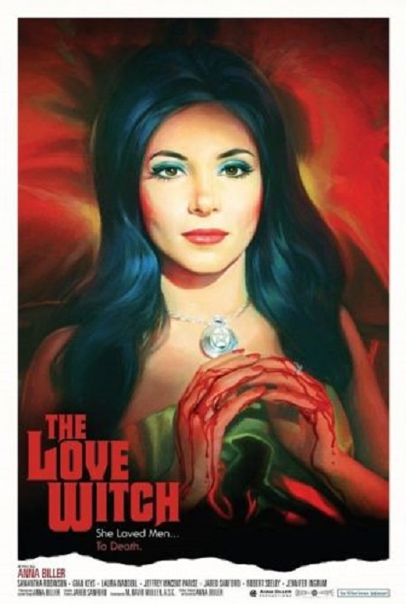 The Love Witch (2016) WEB-DL XviD AC3-FGT