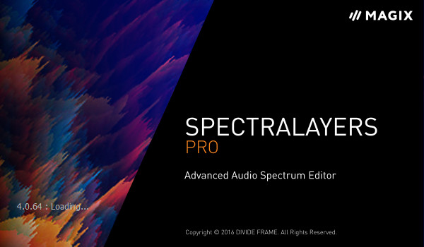 Magix Spectralayers Pro v4.0.64