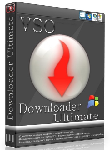 VSO Downloader Ultimate 5.0.1.33 Multilingual