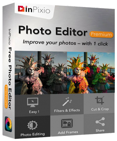 Avanquest InPixio Photo Editor Premium 1.7.6192