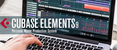 Steinberg Cubase Elements v9.0.10 WiN
