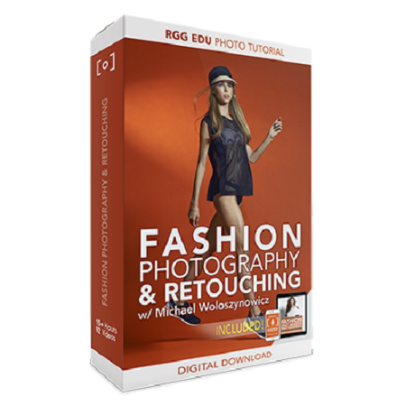 RGG EDU: The Complete Guide to Fashion and Beauty Photography