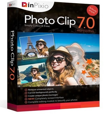 Avanquest InPixio Photo Clip Professional 7.04