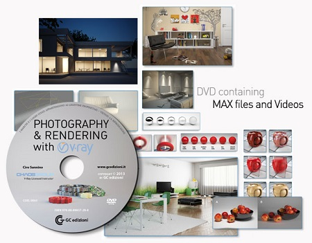 Photography and Rendering with V-Ray DVD