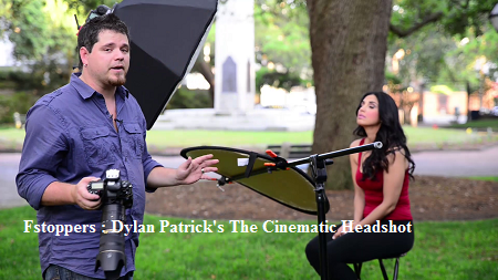 Fstoppers : The Cinematic Headshot With Dylan Patrick