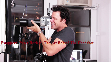 Fstoppers: Peter Hurley - The Art Behind The Headshot